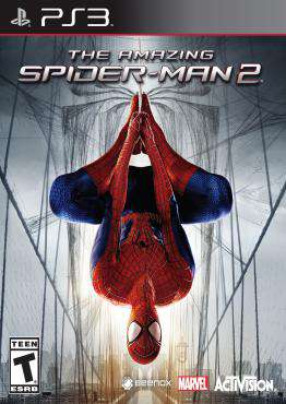 The Amazing Spider-Man 2, Game on PS3, Action Video Games, ,  on PS3