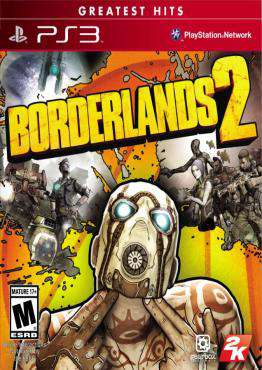 Borderlands 2 Greatest Hits, Game on PS3, Shooter Games, ,  on PS3