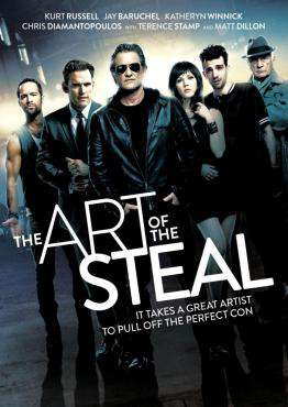 The Art Of The Steal, Movie on DVD, Comedy Movies, Suspense Movies, ,  on DVD