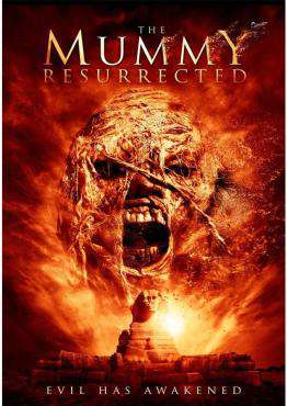 The Mummy Resurrected, Movie on DVD, Horror Movies, Suspense Movies, ,  on DVD
