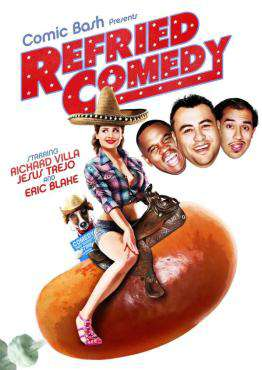 Comic Bash Presents Refried Comedy, Movie on DVD, Comedy Movies, ,  on DVD