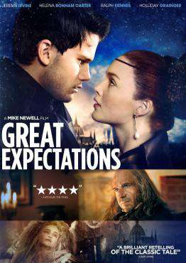 Great Expectations, Movie on DVD, Drama Movies, Romance Movies, ,  on DVD