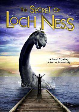 The Secret of Loch Ness, Movie on DVD, Family Movies, Kids Movies, ,  on DVD