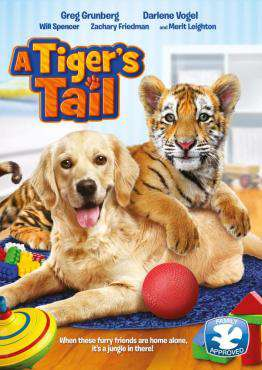 A Tiger's Tail, Movie on DVD, Family Movies, Kids Movies, ,  on DVD