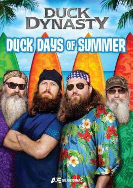 Duck Dynasty: Duck Days Of Summer, Movie on DVD, Comedy Movies, ,  on DVD