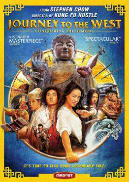 Journey To The West, Movie on DVD, Action Movies, Martial Arts Movies, ,  on DVD