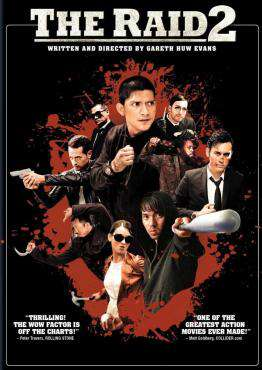 The Raid 2, Movie on Blu-Ray, Action Movies, ,  on Blu-Ray