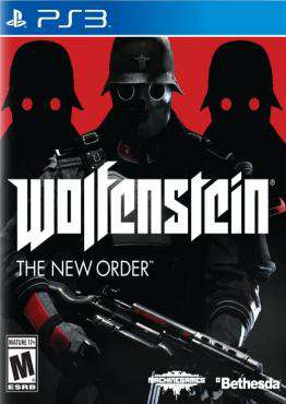 Wolfenstein: the New Order, Game on PS3, Shooter Games, ,  on PS3
