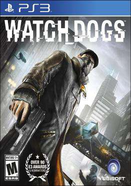 Watch Dogs, Game on PS3, Action Video Games, ,  on PS3