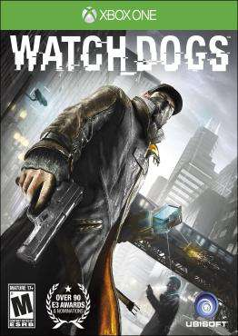 Watch Dogs Xbox One, Game on XBOXONE, Action Video Games, ,  on XBOXONE