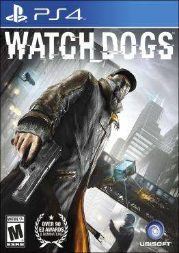 Watch Dogs, Game on PS4, Action-Games Games, ,  on PS4