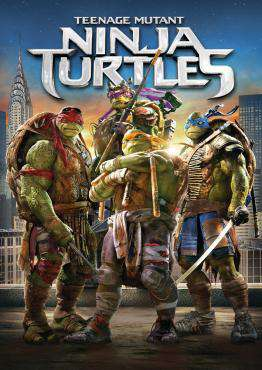 Teenage Mutant Ninja Turtles (2014), Movie on Blu-Ray, Action Movies, Adventure Movies, ,  on Blu-Ray