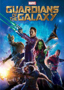 Guardians Of The Galaxy, Movie on DVD, Action Movies, Adventure Movies, Sci-Fi & Fantasy Movies, ,  on DVD