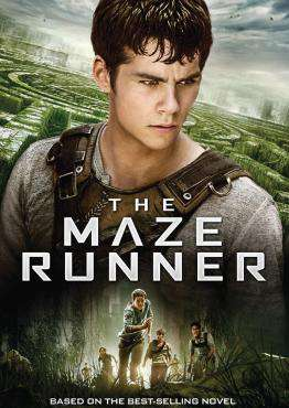 The Maze Runner, Movie on DVD, Action Movies, Adventure Movies, Sci-Fi & Fantasy Movies, new movies, new movies on DVD
