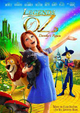 Legends of Oz: Dorothy's Return, Movie on DVD, Family Movies, new movies, new movies on DVD
