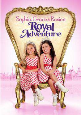 Sophia Grace and Rosie's Royal Adventure, Movie on DVD, Family Movies, Kids Movies, ,  on DVD