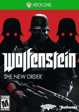 Wolfenstein: the New Order Xbox One, Game on XBOXONE, Shooter Games, ,  on XBOXONE