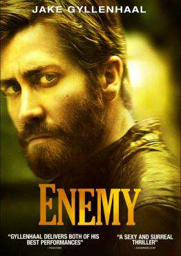 Enemy, Movie on DVD, Drama Movies, Suspense Movies, ,  on DVD