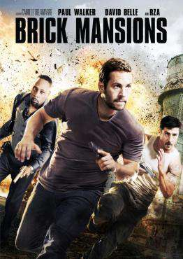 Brick Mansions (Blu-Ray), Movie on Blu-Ray, Action Movies, new movies, new movies on Blu-Ray