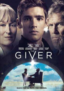 The Giver, Movie on Blu-Ray, Drama Movies, Sci-Fi & Fantasy Movies, new movies, new movies on Blu-Ray