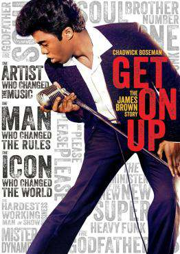 Get On Up, Movie on Blu-Ray, Drama Movies, ,  on Blu-Ray