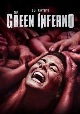 The Green Inferno, Movie on DVD, Horror Movies, Suspense Movies, new horror movies, new horror movies on DVD