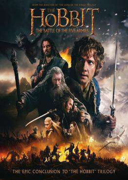 The Hobbit: The Battle of the Five Armies, Movie on DVD, Action Movies, Adventure Movies, Sci-Fi & Fantasy Movies, ,  on DVD