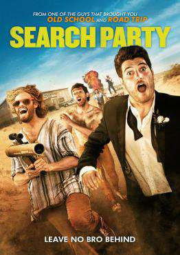 Search Party, Movie on DVD, Comedy Movies, movies coming soon, new movies in July