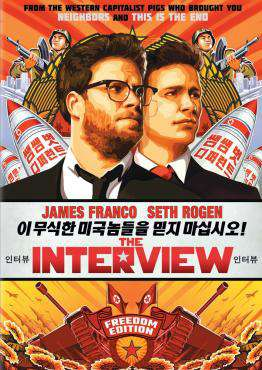 The Interview, Movie on Blu-Ray, Action Movies, Comedy Movies, new movies, new movies on Blu-Ray