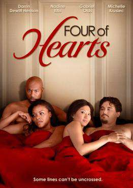Four Of Hearts, Movie on DVD, Drama Movies, Romance Movies, ,  on DVD