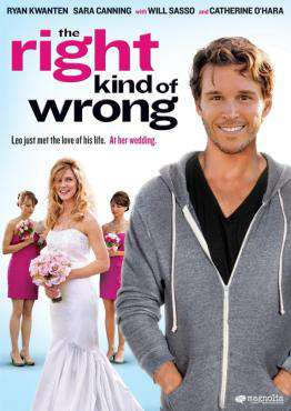 The Right Kind of Wrong, Movie on DVD, Comedy Movies, Romance Movies, ,  on DVD