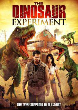 The Dinosaur Experiment, Movie on DVD, Action Movies, ,  on DVD
