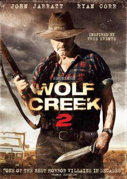 Wolf Creek 2, Movie on DVD, Horror Movies, War & Western Movies, ,  on DVD