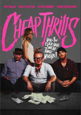 Cheap Thrills, Movie on DVD, Comedy Movies, ,  on DVD