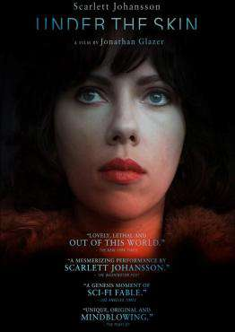 Under The Skin, Movie on Blu-Ray, Drama Movies, Sci-Fi & Fantasy Movies, Suspense Movies, ,  on Blu-Ray