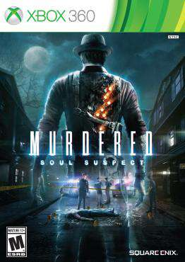 Murdered Soul Suspect, Game on XBOX360, Action-Games Games, ,  on XBOX360