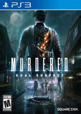 Murdered Soul Suspect, Game on PS3, Action-Games Games, ,  on PS3