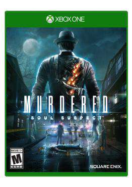 Murdered Soul Suspect Xbox One, Game on XBOXONE, Action-Games Games, ,  on XBOXONE
