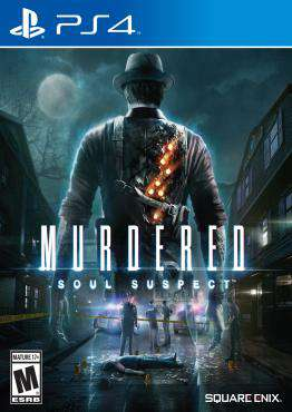 Murdered Soul Suspect, Game on PS4, Action-Games Games, ,  on PS4