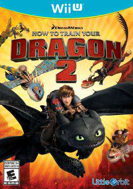 How to Train Your Dragon 2 U, Game on WiiU, Family Video Games, ,  on WiiU
