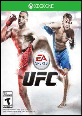 EA Sports UFC Xbox One, Game on XBOXONE, Sports Video Games, ,  on XBOXONE