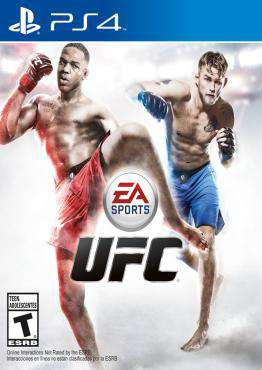 EA Sports UFC, Game on PS4, Sports Video Games, ,  on PS4