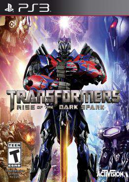 Transformers Rise of the Dark Spark, Game on PS3, Action-Games Games, ,  on PS3