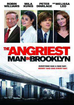 The Angriest Man In Brooklyn, Movie on DVD, Comedy Movies, ,  on DVD
