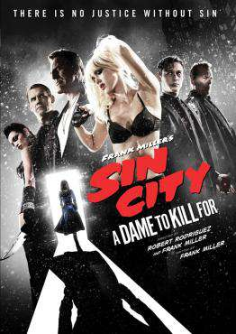 Sin City: A Dame To Kill For, Movie on Blu-Ray, Action Movies, Suspense Movies, ,  on Blu-Ray