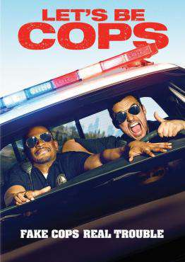 Let's Be Cops, Movie on DVD, Comedy Movies, ,  on DVD