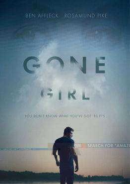 Gone Girl, Movie on Blu-Ray, Drama Movies, Suspense Movies, new movies, new movies on Blu-Ray