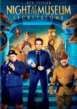 Night At The Museum: Secret of the Tomb, Movie on Blu-Ray, Family Movies, Adventure Movies, ,  on Blu-Ray