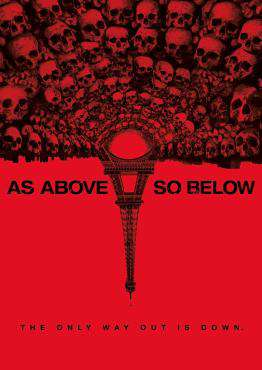 As Above, So Below (Blu-Ray), Movie on Blu-Ray, Horror Movies, Suspense Movies, ,  on Blu-Ray