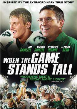 When The Game Stands Tall, Movie on DVD, Drama Movies, ,  on DVD